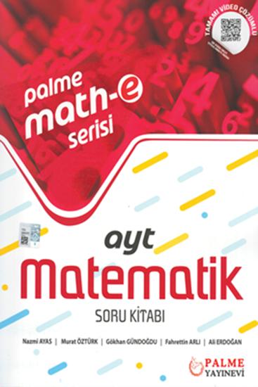resm Math-e serisi AYT Matematik Soru Kitabı
