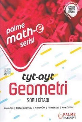 Resim Math-e serisi TYT-AYT Geometri Soru Kitabı