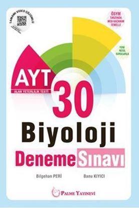 Resim AYT Biyoloji 30 Deneme Sınavı