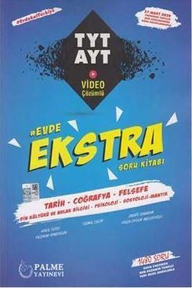 Resim Evde Ekstra TYT AYT Tarih - Coğrafya - Felsefe - Din Kültürü ve Ahlak Bilgisi - Psikoloji - Sosyoloji - Mantık