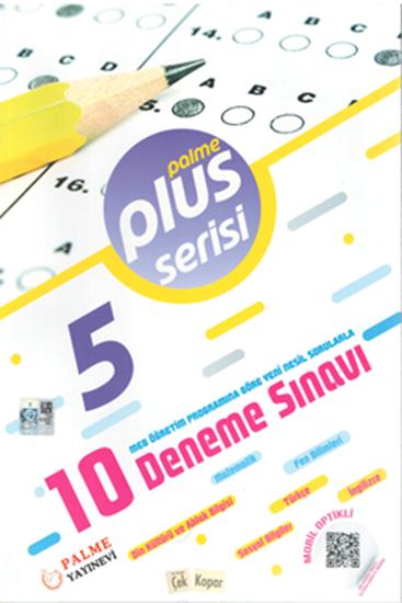 resm Plus Serisi 5.Sınıf 10 Deneme Sınavı