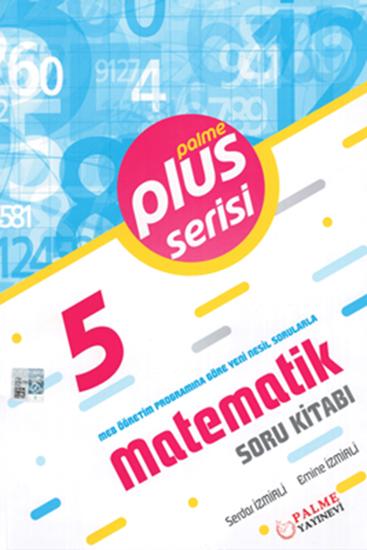resm 5.Sınıf Plus Serisi Matematik Soru Kitabı