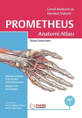 Resim PROMETHEUS Anatomi Atlası Cilt 1
