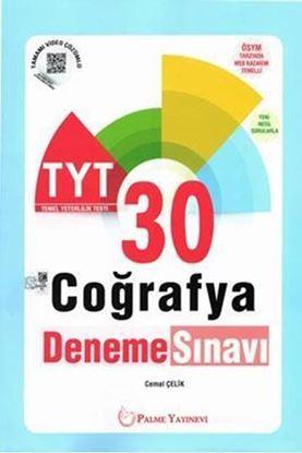 Resim TYT COĞRAFYA 30 DENEME SINAVI