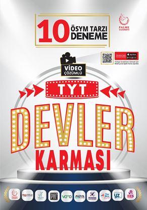 Resim TYT DEVLER KARMASI 10 DENEME SINAVI