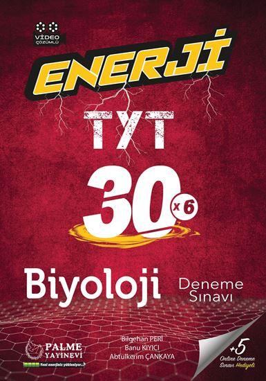 resm ENERJİ TYT 30 BİYOLOJİ DENEME SINAVI
