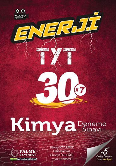 resm ENERJİ TYT 30 KİMYA DENEME SINAVI