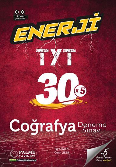 resm ENERJİ TYT 30 COĞRAFYA DENEME SINAVI