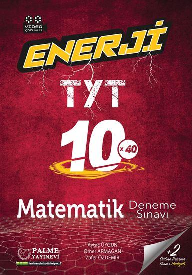 resm ENERJİ TYT 10 MATEMATİK DENEME SINAVI