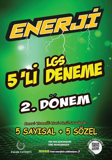 resm 8.Sınıf Enerji LGS 5 Lİ 2.DÖNEM DENEME