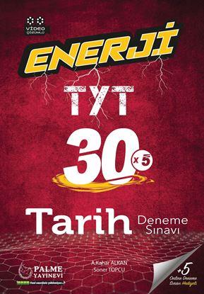 Resim ENERJİ TYT 30 TARİH DENEME SINAVI