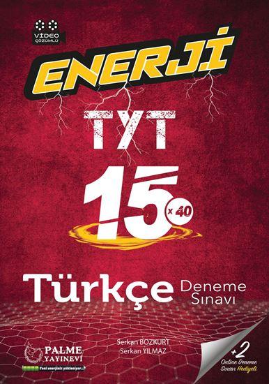 resm ENERJİ TYT 15 TÜRKÇE DENEME SINAVI