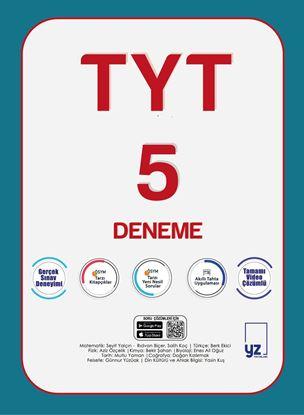 Resim YZ TYT 5 DENEME SINAVI