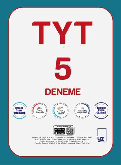 resm YZ TYT 5 DENEME SINAVI