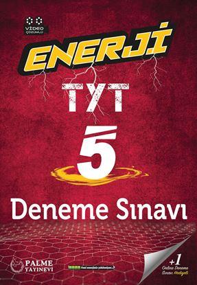 Resim ENERJİ TYT 5 DENEME SINAVI