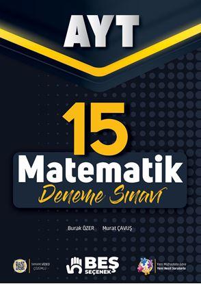 Resim YKS - AYT Matematik 15 Deneme Sınavı