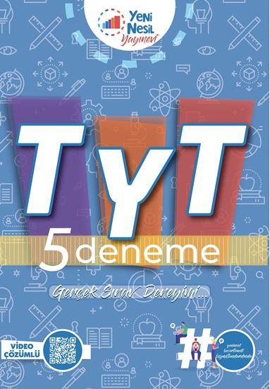 resm TYT 5 DENEME SINAVI