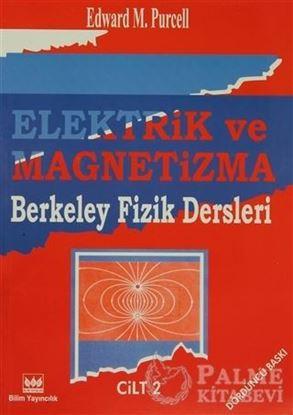 Resim Elektrik ve Magnetizma Berkeley Fizik Dersleri Cilt: 2