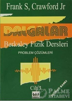 Resim Dalgalar Berkeley Fizik Dersleri Cilt - 3 Problem Çözümleri