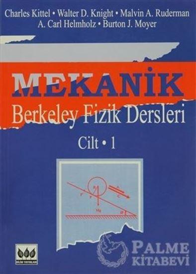 resm Mekanik Berkeley Fizik Dersleri Cilt: 1