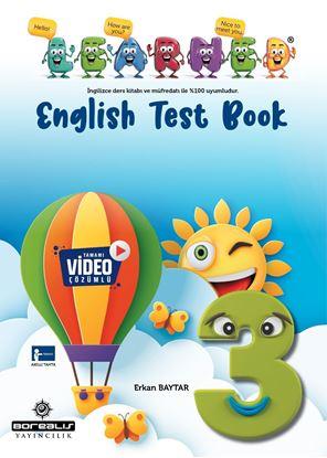 Resim BOREALIS 3.SINIF LEARNED TEST BOOK