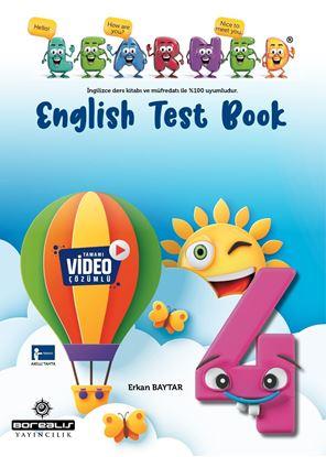 Resim BOREALIS 4.SINIF LEARNED TEST BOOK