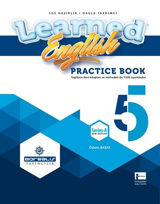 Resim BOREALIS 5.SINIF LEARNED PRACTİCE  BOOK