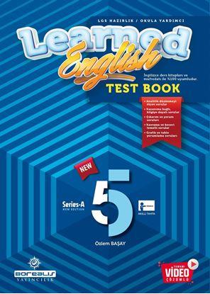 Resim BOREALIS 5.SINIF LEARNED TEST BOOK