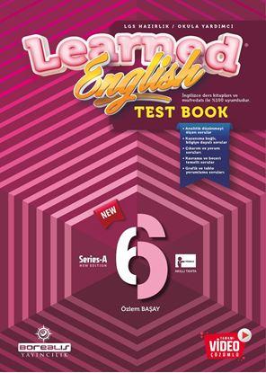 Resim BOREALIS 6.SINIF LEARNED TEST BOOK