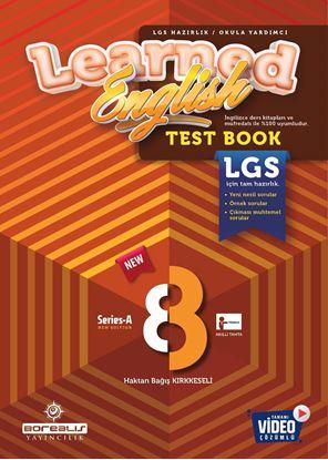 Resim BOREALIS 8.SINIF LEARNED TEST BOOK