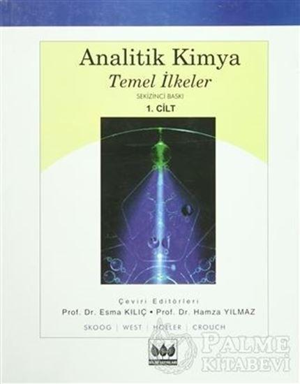 resm Analitik Kimya Temel İlkeler Cilt 1